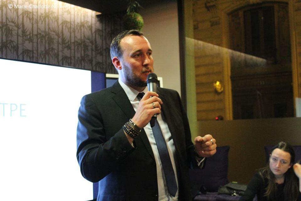 Jean-Matthieu Delacourt - Président FTPE